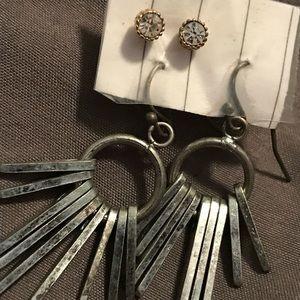 Dangle Earrings- 1 pair for $3 or 2 for $5